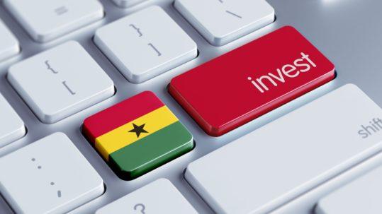 Nuovi investimenti in Ghana