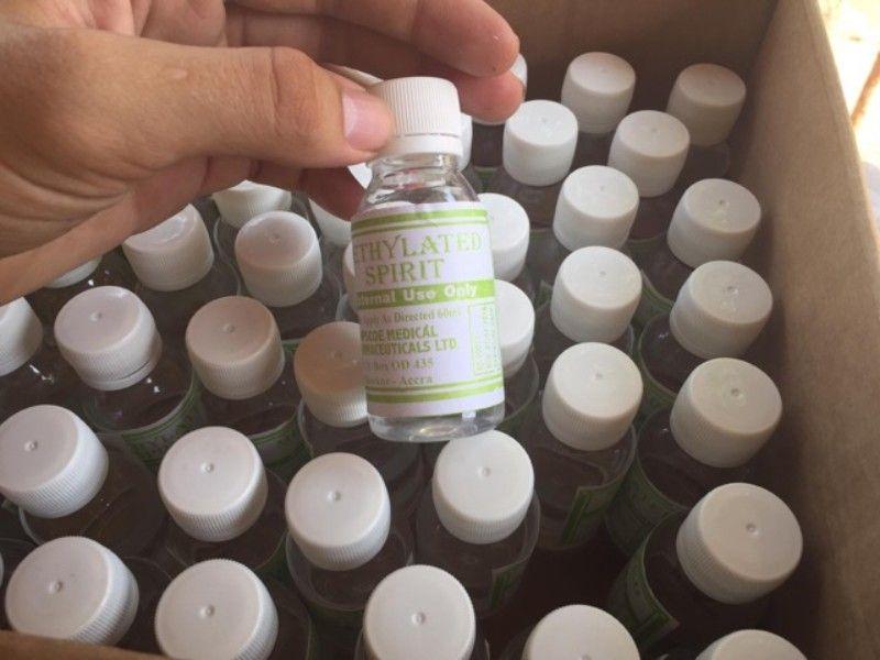 medicine per villaggio Dodowa
