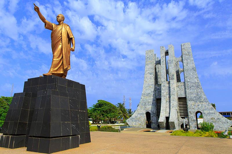 MausoleodiKwame Nkrumah