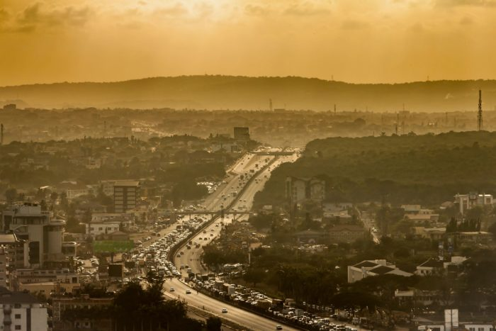 lavorare in Ghana - Accra