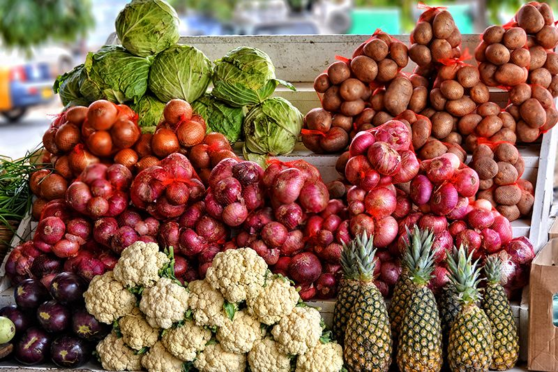mercato ghana
