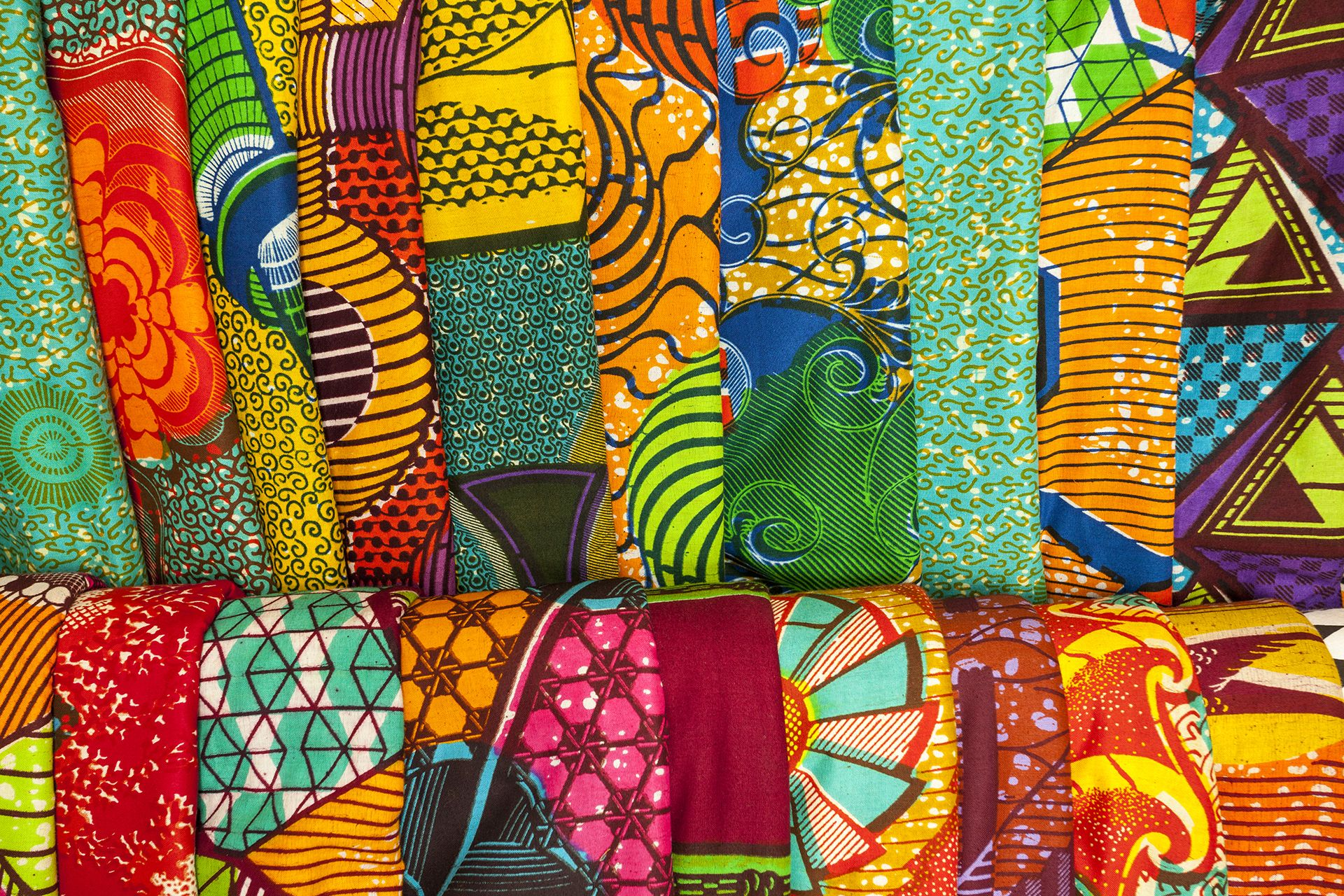 Artigianato in Ghana, tessuti Kente