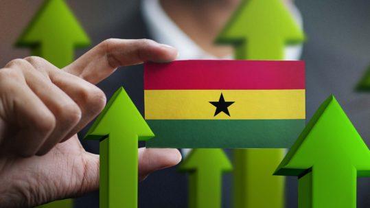 Ghana crescita economica