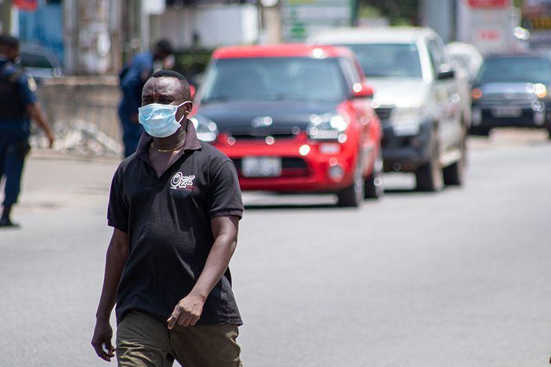 Coronavirus, misure restrittive in Ghana