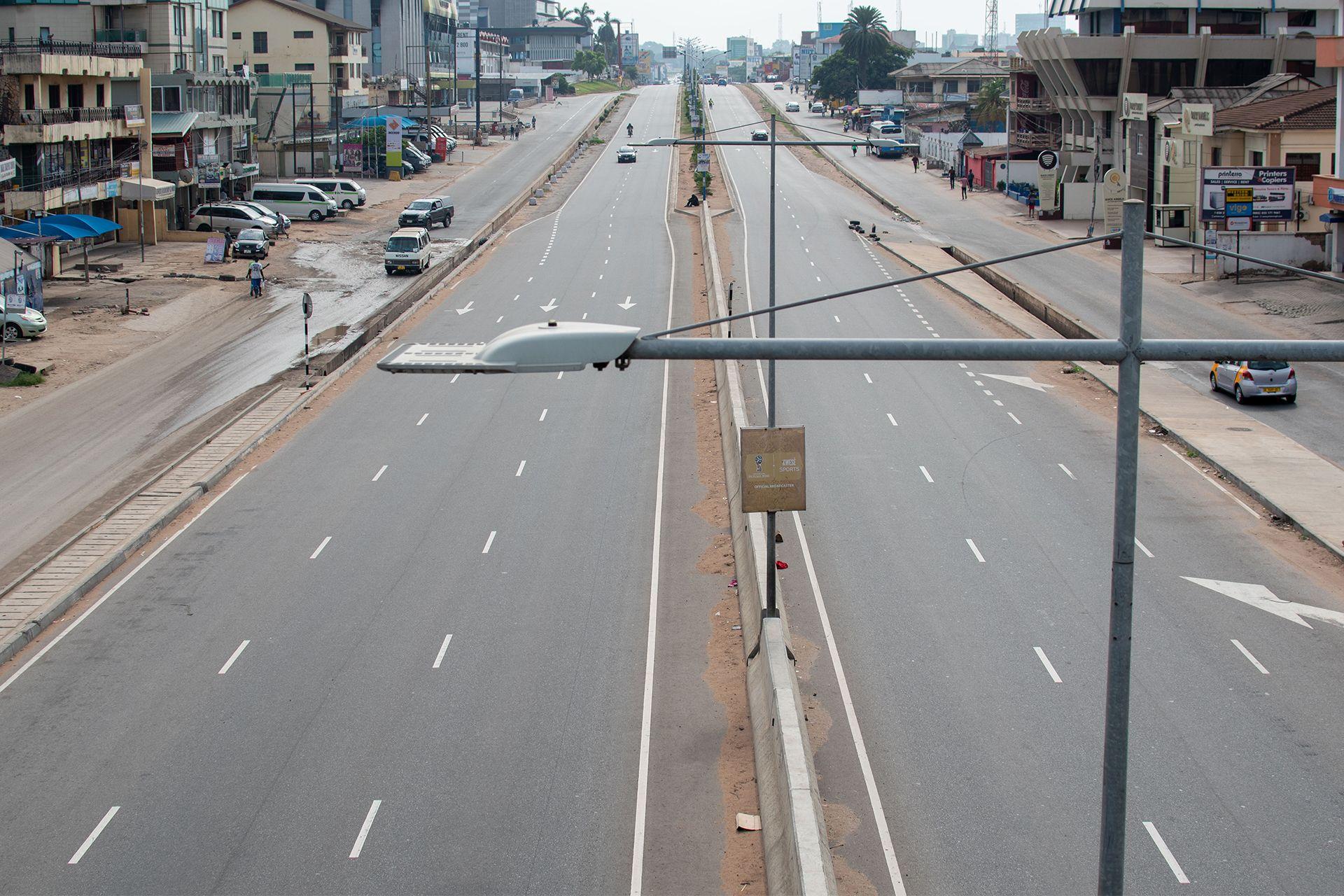 Covid-19, disposizioni in Ghana