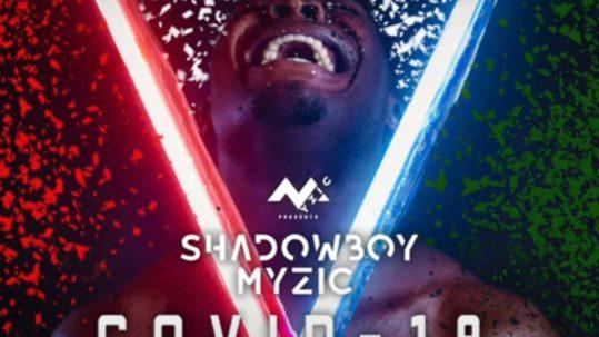 """Shadowboy Myzic, rapper ghanse autore di """"Covid-19"""""""